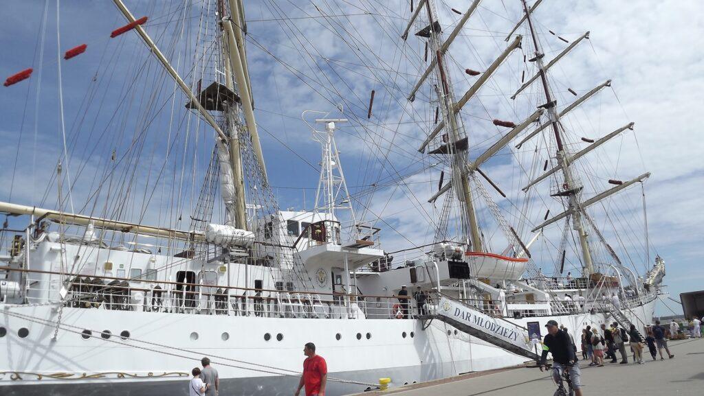 gdynia-segelfartyg